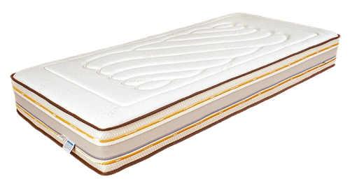 Luxusní zdravotní matrace s bambusovým potahem
