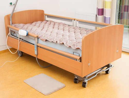 Matrace proti proleženinám do polohovacích postelí pro seniory