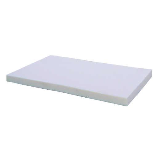 Pěnová matrace v klasickém provedení bez potahu