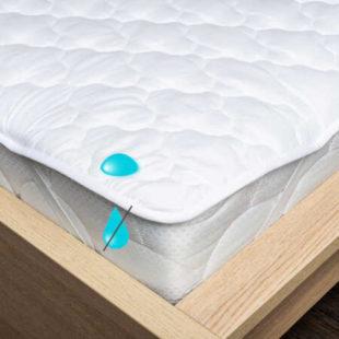 Prošívaný nepropustný chránič na matrace