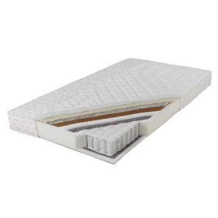 Pružinová matrace o rozměru 180x200 cm