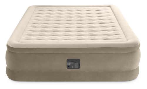 Nafukovací postel Intex se zabudovanou pumpou