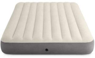 Nafukovací postel vhodná pro 2 osoby Intex Deluxe Queen