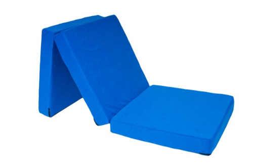 praktická matrace skládací různé barvy