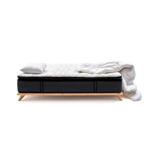 středně tvrdá komfortní matrace pro manželskou postel