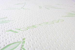 Vrchní matrace z paměťové pěny na manželskou postel