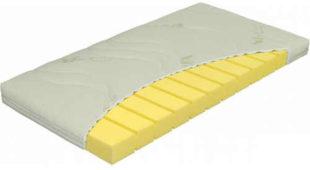 Levná kvalitní dětská matrace ze studené pěny