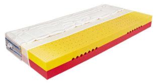 Oboustranná antibakteriální PUR pěnOVÁ matrace Mabo Maty 180 x 200 cm
