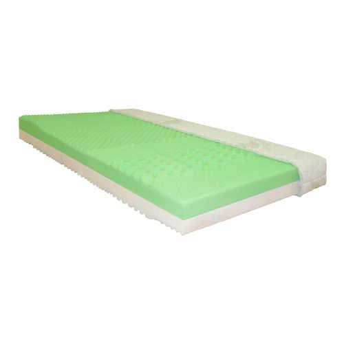 7-zónová matrace s kvalitním potahem