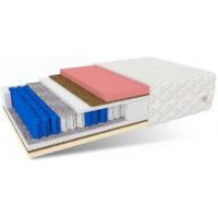 Kvalitní kapesní matrace ENNA vhodná i pro alergiky
