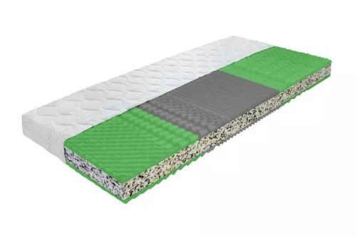 matrace se sendvičovým jádrem